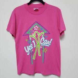 Pink Vintage Shirt Sz S